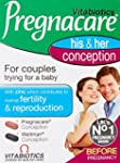 Vitabiotics Pregnacare His and Her Co...