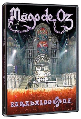 Mago de Oz - Barakaldo D.F (CD/DVD) - Zortam Music