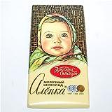 レッドオクトーバー社「アリョンカ」100g 板チョコ