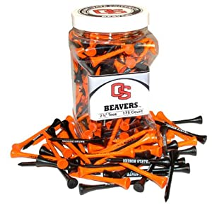 Oregon State Beavers 175 IMPR Tee Jar from Team Golf by Team Golf