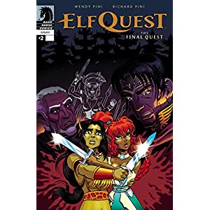 Elfquest: The Final Quest #2