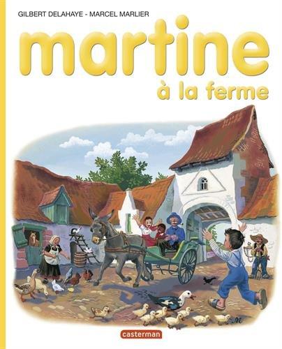 martine-a-la-ferme-french-edition