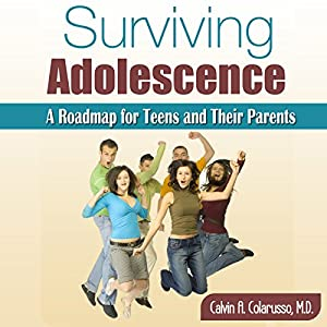 Surviving Adolescence Audiobook