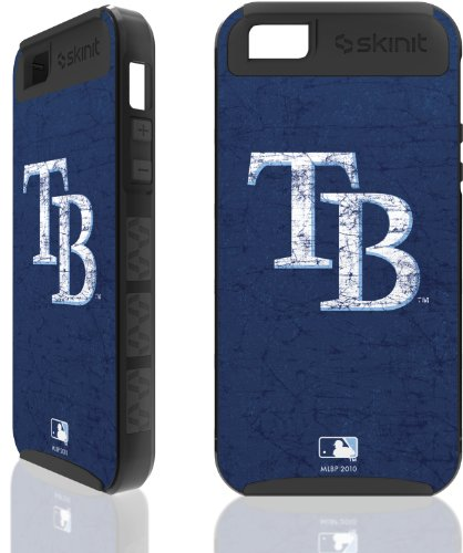 Special Sale Tampa Bay Rays - Solid Distressed Apple iPhone 5 / 5s Cargo Case