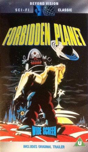 Forbidden Planet [VHS] [Import]