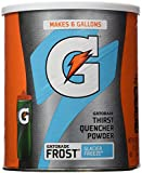 Gatorade Frost Glacier Freeze Powdered Drink Mix Net Wt 3bs 2oz (50.9 ounces)