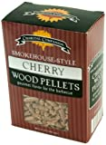 Charcoal Companion CC050 Kirsche Maple Smokehouse-Style Wood Pellets