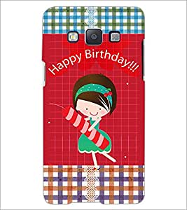 Printdhaba Quote D-3597 Back Case Cover For Samsung Galaxy E5