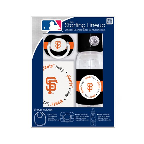 Mlb San Francisco Giants Gift Set front-1070425