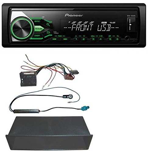 Pioneer-MP3-USB-Autoradio-fr-VW-Polo-Lupo-Fox-Passat-T5