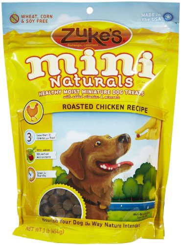 3 Pack Mini Naturals, Chicken Flavor 1 Lb