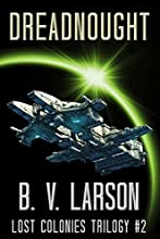 Dreadnought (Lost Colonies Trilogy Book 2)