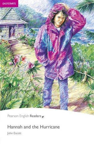 Penguin Readers ES: Hannah and the hurricane Book & CD Pack: Easystarts (Penguin Readers (Graded Readers))
