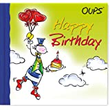 Happy Birthday: Oups Minibuch