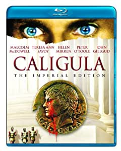 Caligula (The Imperial Edition) [Blu-ray]