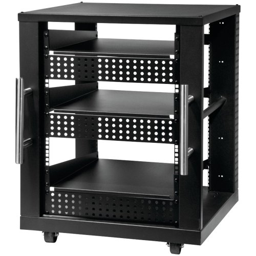 Peerless AVM A/V Component Rack System, MEDIUM/00-00 (Black) (Rack System compare prices)