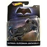 バットマンvsスーパーマン/ジャスティスの誕生 2016 ホットウィール 1/50スケール ダイキャストカー バットモービル / HOT WHEELS BATMAN v SUPERMAN: DAWN OF JUSTICE BATMOBILE 【並行輸入品】 BvS