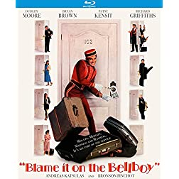 Blame It on the Bellboy [Blu-ray]