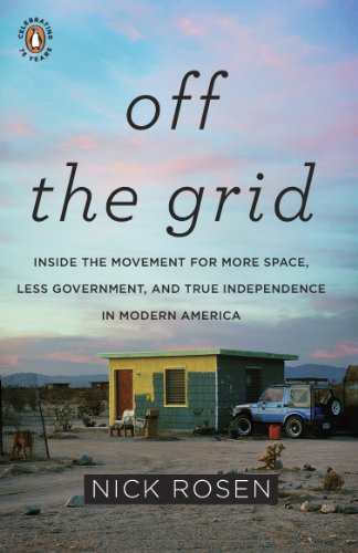 Nick Rosen - Off the Grid