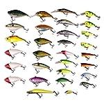 Free Fisher New 30pcs Super Fishing F...