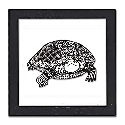 Turtle Pen & Ink