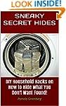 Sneaky Secret Hides. DIY Household Ha...