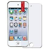 【2枚セット】Apple iPod touch 6 (5)世代用 液晶保護フィルム × 2Pack ( アイポッド タッチ 6th 5th 対応 ) 自己吸着式 SCREEN GUARD コーティング スクリーンシート【画面保護】 (iPod...