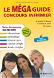 a vendre méga guide concours infirmier