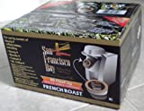 San Francisco Bay Coffee OneCup for Keurig K-Cup Brewers, French Roast, 80Count