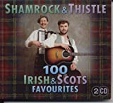 Sean Brady Shamrock & Thistle - 100 Irish & Scots Favourites - Double CD