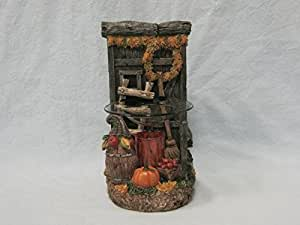Fall Harvest Electric Oil/Wax Warmer with Dimmer