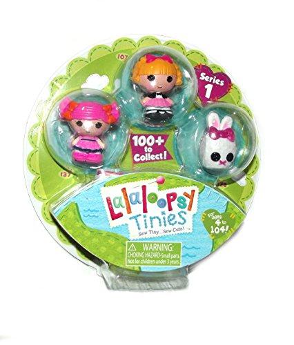Lalaloopsy Tinies Figures Series 1 (531524) 3 Pack - 1