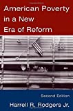 img - for American Poverty in a New Era of Reform by Harrell R. Rodgers (2005-10-14) book / textbook / text book