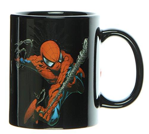 Spider-man Spider Sense Heat Change Coffee Mug