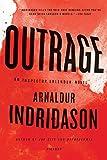 img - for Outrage: An Inspector Erlendur Novel (An Inspector Erlendur Series) book / textbook / text book