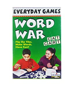 Creative's Word War Alphabet Game