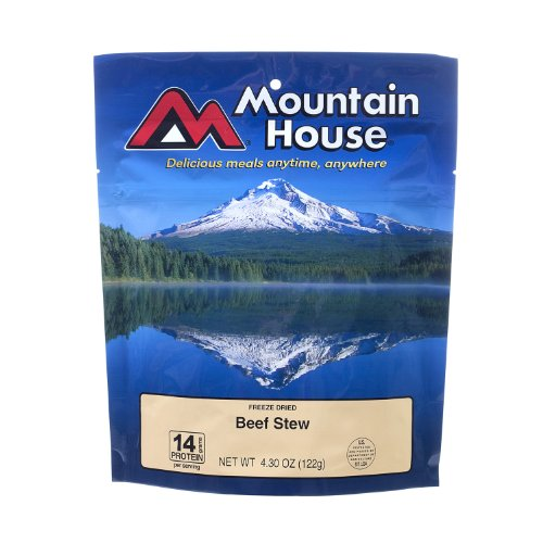 Mountain House Standard Pouch, Beef Stew front-656318