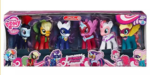 My Little Pony Power Ponies Pack