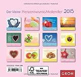 Image de Der kleine Herzenswunschkalender 2015