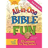 All-In-One Bible Fun Fruits Of The Spirit - Preschoolby Abingdon Press