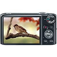 Canon PowerShot SX260 12.1MP Digital Camera with 3-Inch TFT LCD by Canon