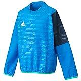 (アディダス)adidas X Rengi サッカー ウィンドピステ 長袖シャツ BHA02 [キッズ] AJ1308 ショックブルーS16 J130