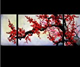 Abstract Art Cherry Blossom Painting Feng Shui Painting 64