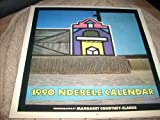 1990 NDEBELE CALENDAR with Photographs by Margaret Courtney-Clarke