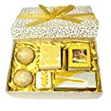 Gold Melody Box Set Candles