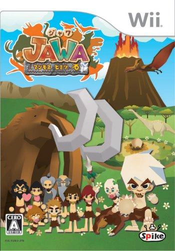 JAWA (ジャワ) ~マンモスとヒミツの石~