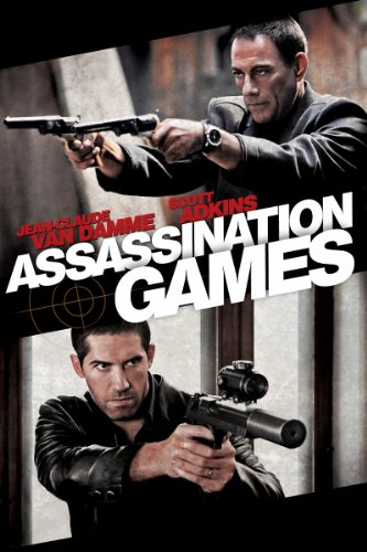 51vJGMBsmVL. SX500  Filme Assassination Games – AVI + RMVB Legendado