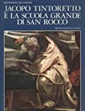 img - for Jacopo Tintoretto in the Scuola Grande of San Rocco book / textbook / text book