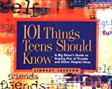 101 Things Teens Should Know Big Sister