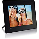 "Philips SPF4008 -   8"" inch High Resolution LCD Digital Photo Frame with built in 512mb memoryby Philips"